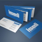 Iseli business cards